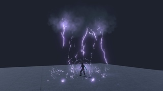 AOE Magic spells Vol.1   Demo for Asset Store