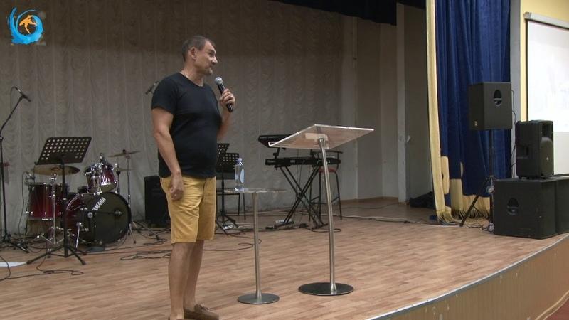 Валерий 05 08 2018Время царствовать с Отцом