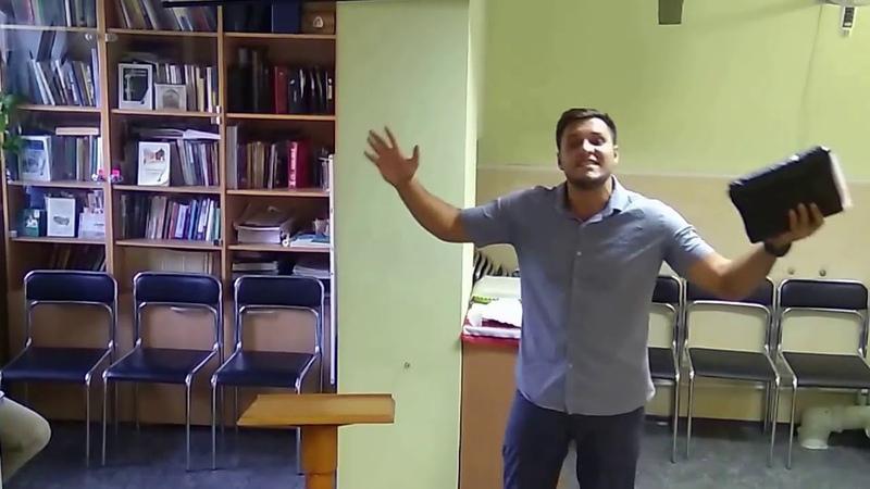 Десять прокаженных Илья Пархомуук