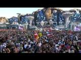 Afrojack - Bassride @ Tomorrowland 2018