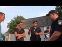 Полиция Борисполя Борьба за ст 130 КУоАП Завязка Ч 1