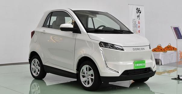 Кроссовер Dorcen G60S и электромобиль E20 стали серийными Фото:autohome.com.cnОбразованная в этом году марка Dorcen детище энергетического холдинга Jiangsu Jintan Changdanghu. Ему принадлежит
