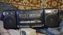 Сборник Ю 97 Panasonic музыка, играет кассета запись !1996 97 гг