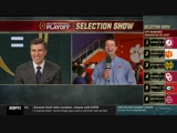 NCAAF 2018 / Week 14 / College Football Playoff Selection Show / 1 / EN