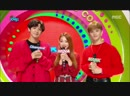 181117 Music Core. E 610. MC Mina Cut.