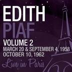 Édith Piaf альбом Live in Paris, Vol. 2