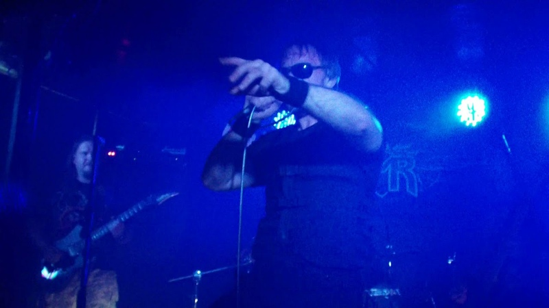 HMR - Хэви метал рок(28.11.2015 .Пермь. рок-бар Цех)