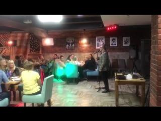 Живой вокал в Старом Амбаре