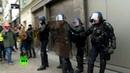 Журналистка RT France ранена в лицо на акции протеста «жёлтых жилетов»
