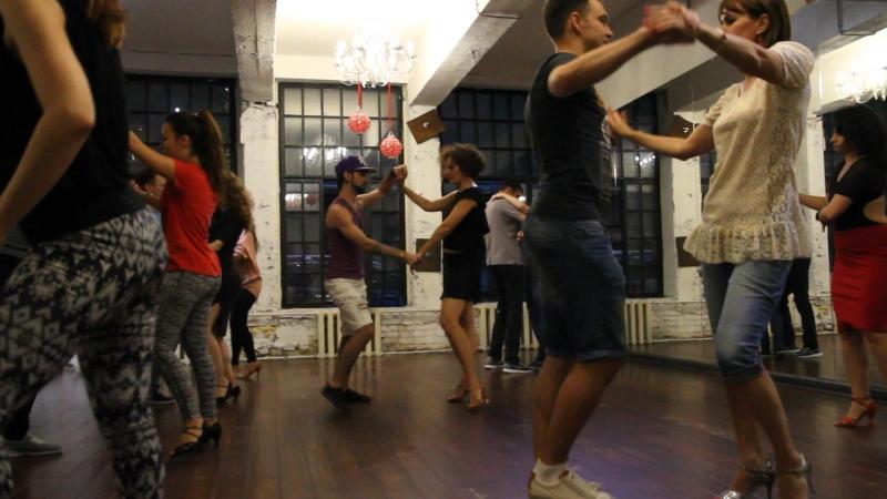 Bachata Ismael Hidalgo, школа танцев Держи Ритм
