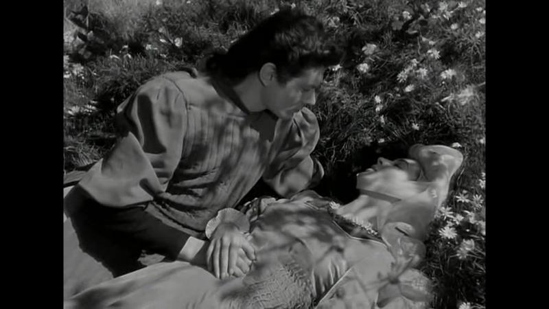 ВЕЧЕРНИЕ ПОСЕТИТЕЛИ (1942) - фэнтези, мелодрама. Марсель Карне 720p]