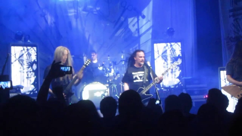Carcass Live @ Hell Paso TX. July 2016