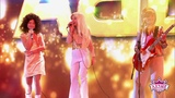 Мария Мирова, Ника Терентьева, Александр Филин иКирилл Скрипник— «Mamma Mia». Лучше всех! Фрагмент выпуска от11.11.2018
