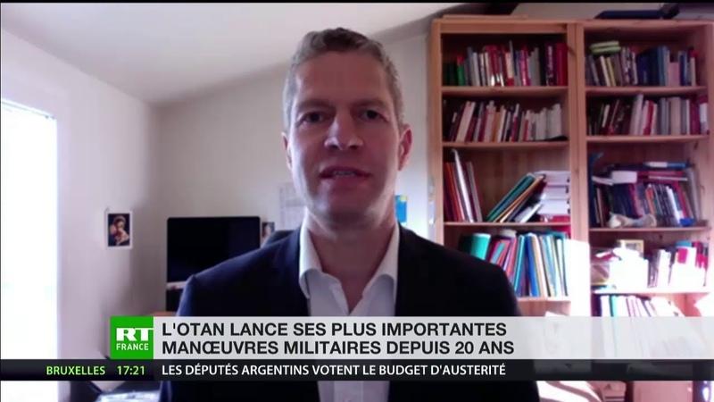 Manœuvres militaires en Norvège une provocation de l'OTAN