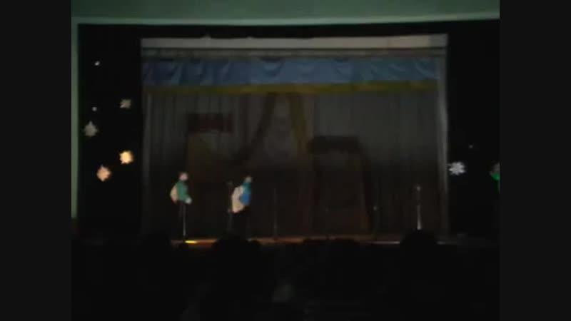 Танец Требуем перемен 08.05.2013