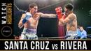 Santa Cruz vs Rivera HIGHLIGHTS: February 16, 2019 - PBC on FOX