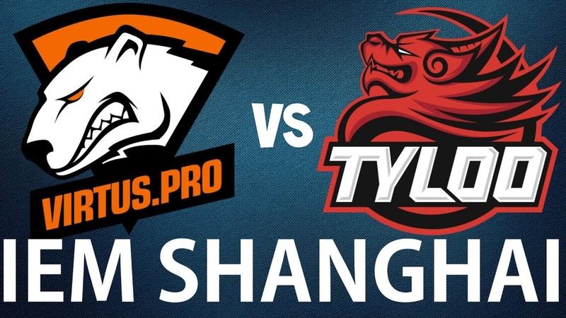 Virtus.pro vs TyLoo (Cache/map3) Highlights - IEM Shanghai SEMIFINAL