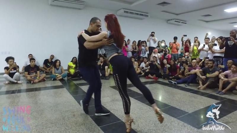 Baila Mundo - Kadu Pires e Larissa Thayane (Swing Zouk Weekend 2018)