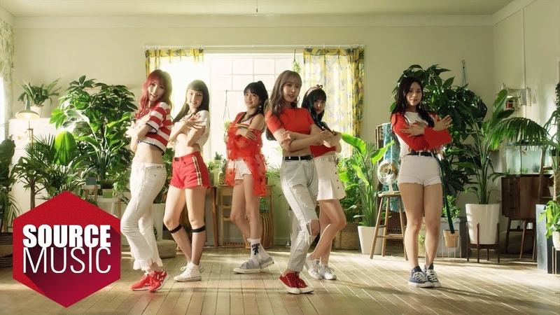 여자친구 GFRIEND - 여름여름해 (Sunny Summer) M/V (Choreography ver.)