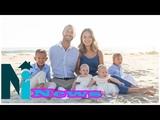 Limbless pastor Nick Vujicic shares adorable photos with his wife and four kids
