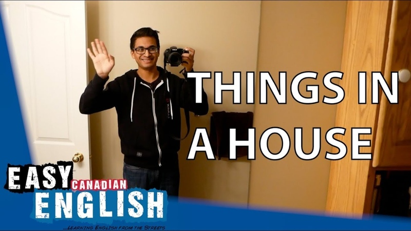 Things and rooms in a house | Super Easy English 2