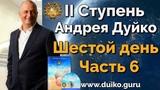 2 ступень 6 день 6 часть Андрея Дуйко Школа Кайлас 2015 Смотреть бесплатно