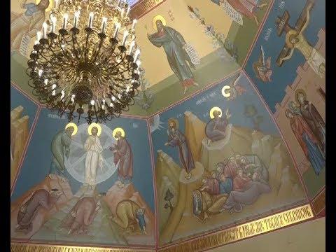 С особой торжественностью отметили Престольный праздник в храме Феодора Стратилата