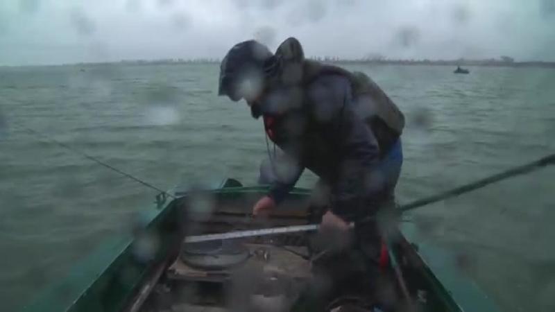 Ловля судака и щуки спиннингом на Весёловском водохранилище Рыбий Жыр 2 сезон
