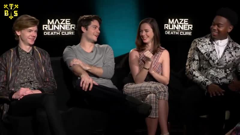 [TBSubs] Интервью MadeinHollywoodTV с кастом Maze Runner: The Death Cure (Дилан, Томас, Кая, Декстер) (рус.саб)