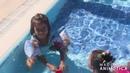 UTOPIA WORLD ***** deluxe hotel Турция. Бассейн, игры, развлечения, купание.