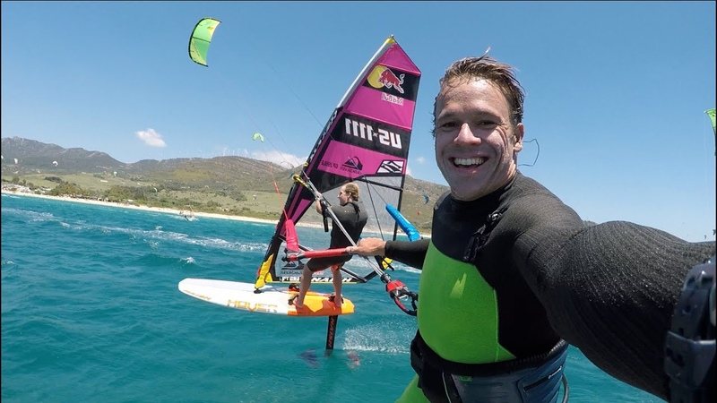 Foiling with Robby Naish KEVVLOG 210
