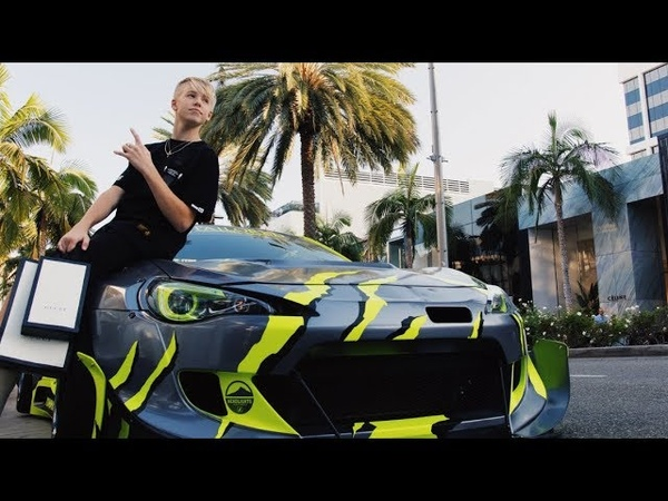 Cashin' Out on Rodeo Drive w/ Carson Lueders