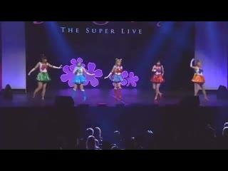 La soldier by team america (sailor moon the super live)