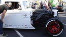 SEMA 2018: Black Label Speed Shop's Factory Five Racing Hot Rod Truck Build Defines Awesome