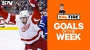 NHL Goals of The Week: Week 10 Edition