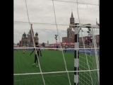 Парк футбола на Красной площади