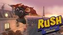 Rush Pixar and Disney Новые приключения Рататуй