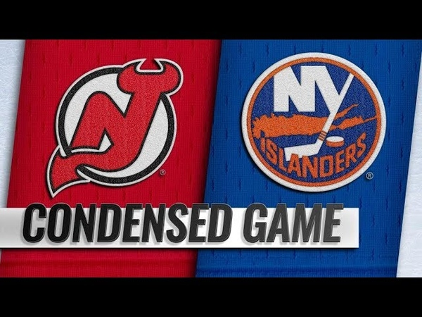 New Jersey Devils vs New York Islanders – Sep.20, 2018 | Preseason | Game Highlights