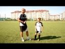 Интервью у юного футболиста Сергея в г Сочи
