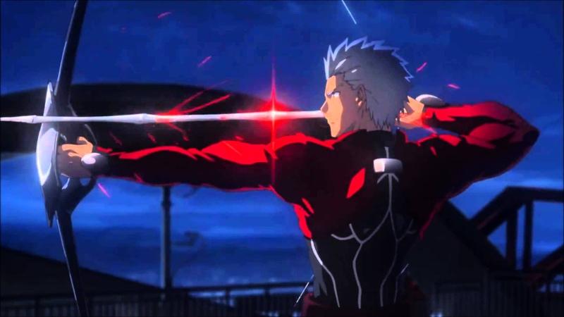 【2014】Fate/stay night unlimited blade works: Archers Caladborg II