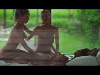 Clover, Natalia A and Putri - Erotic Balinese Massage [Artporn, Lesbian]
