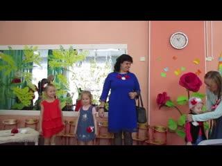 Девичьи посиделки в 236детском саду «В гостях у кукольного мастера» _0839