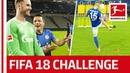 Konoplyanka, Fährmann Co. - FIFA 18 Bundesliga Free Kick Challenge - FC Schalke 04 Part 2