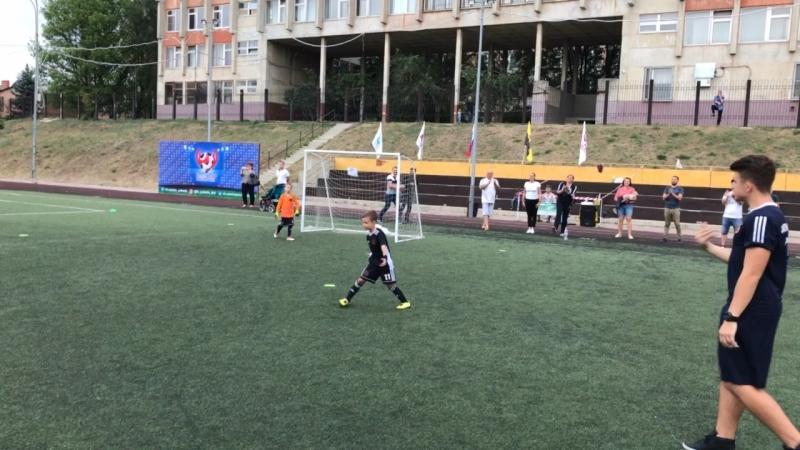 Гол Костяна со штрафного на футбольном турнире Friends CUP