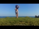 Natalia Kalinina Dancing on The Beach - Most Beautiful Belly Dance 2018 23231
