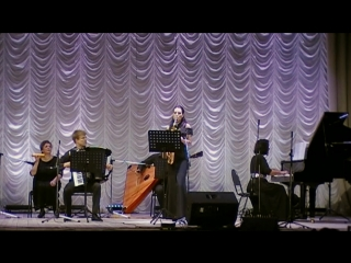 7. Ностальгия - Серебряная гитара (венгерское танго, муз.И.Ковач)