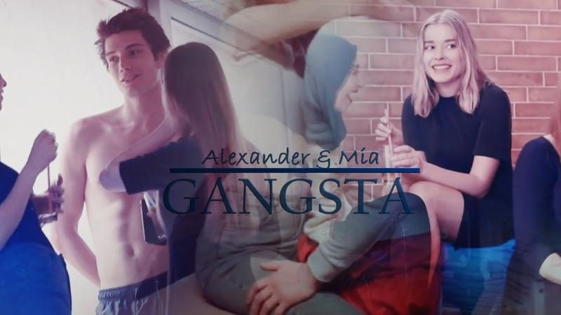 ● Alexander Mia || GANGSTA [SKAM Germany/ Druck]