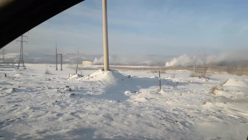 Карабаш это мертвый город в Челябинской области