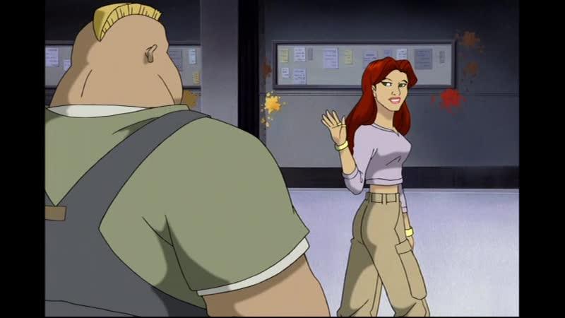 Сезон 01 Серия 04: Влюбленный мутант | Люди Икс: Эволюция (2000-2003) / X-Men: Evolution | Mutant Crush