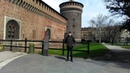 Замок Сфорца и Триумфальная арка Милана